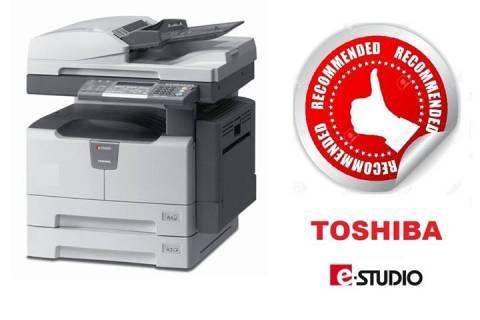 Fotocopiadoras e Impresoras Laser Toshiba e Studio