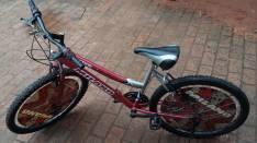 Bicicleta Milano Action aro 26 semi nuevo