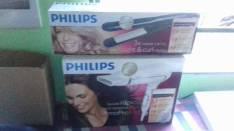 Secador y planchita Philips profesional