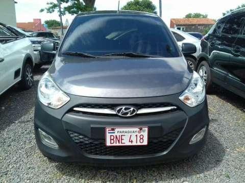 Hyundai I10 2014 automatico full equipo