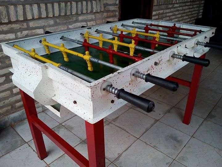 Mesa de fútbol - 1