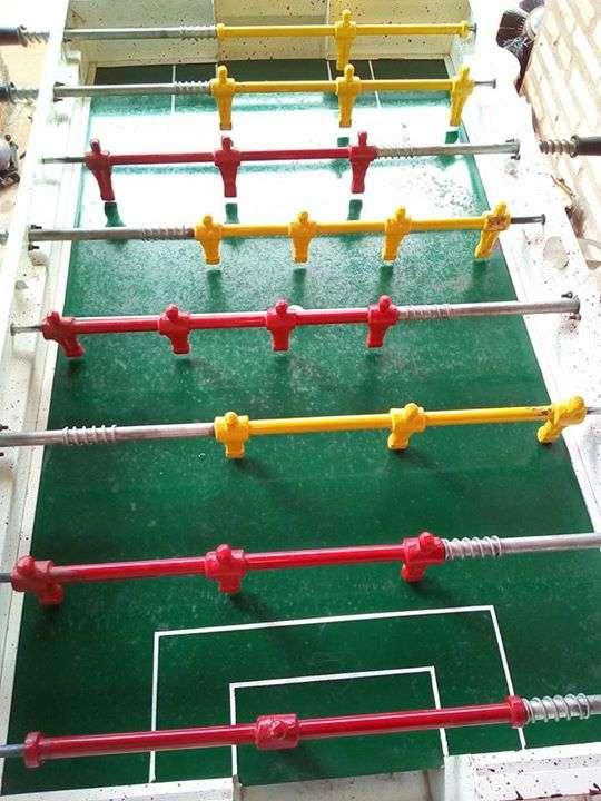 Mesa de fútbol - 3