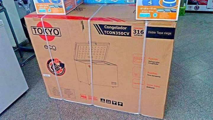 Congelador Tokyo de 350 litros - 0