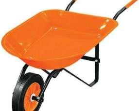 Carretilla para niños Truper 10440 naranja