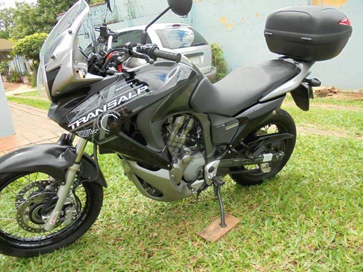 Moto Honda Transalp XL 700 VTWIN 2012 bi cilíndrica