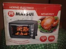 Horno eléctrico Matsui