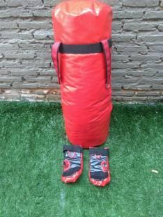 Bolsa de entrenamiento con guantes
