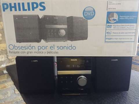 Mini componente Philips MCD-135/78