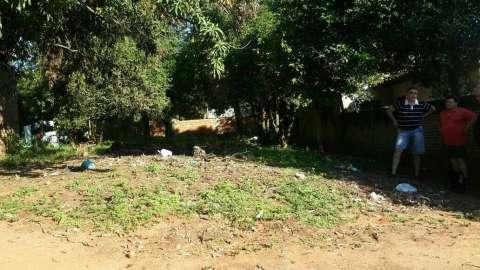 Terreno en Ñemby Barrio Caaguazu