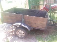 Carrito, acopladito, remolque, trailer