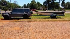 Lancha con trailer Fiuvimar