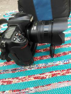 Cámara Nikon D200
