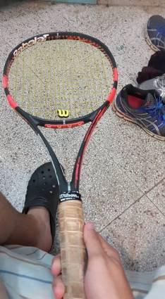 Raqueta puré strike