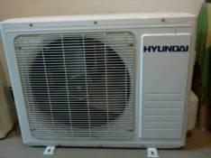 Aire acondicionado split Hyundai de 12.000 btu