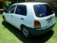 Toyota Starlet motor 1.3 diésel