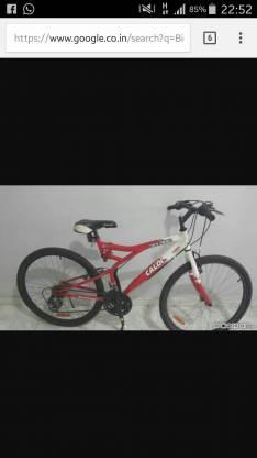 Bicicleta Caloi Rider aro 26