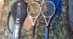 Raquetas profesionales