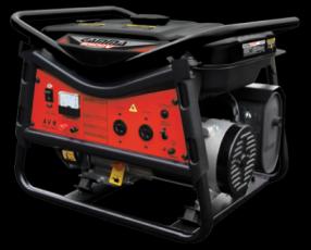 Generador de Corriente Gamma GE3465 5.500 W 220V 13 HP naftero