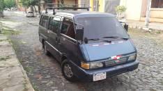 Minibus para 10 personas con porta equipajes