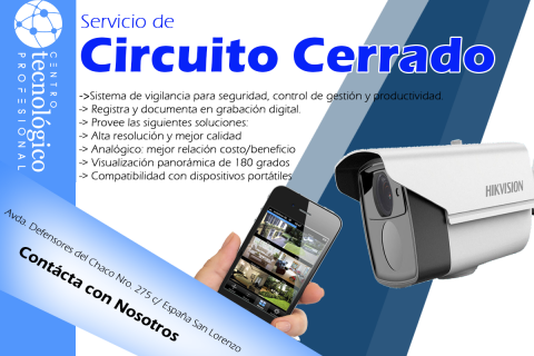 DVR 4 Canales Hikvision