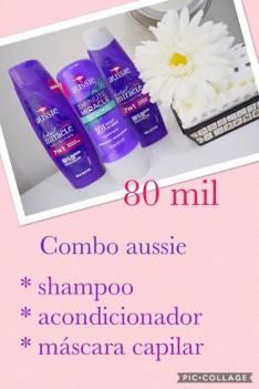 Kit aussie shampoo y acondicioandor