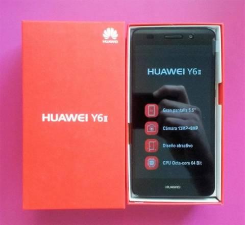 Huawei Y6 ll 4G LTE