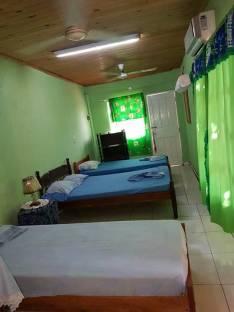 Dormitorio en Encarnación
