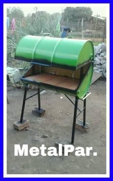 Parrilla para asado