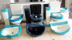 Juego de baño cisterna baja Incepa