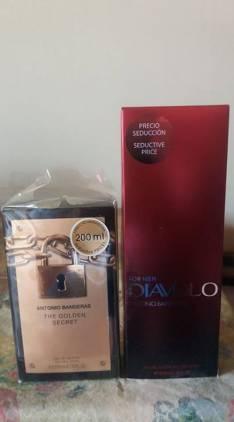 Perfumes 200 ml