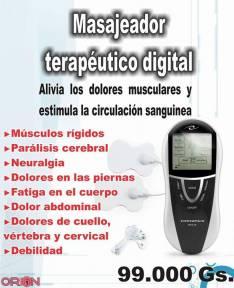 Masajeador terapéutico digital