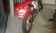 Moto Kenton x3m