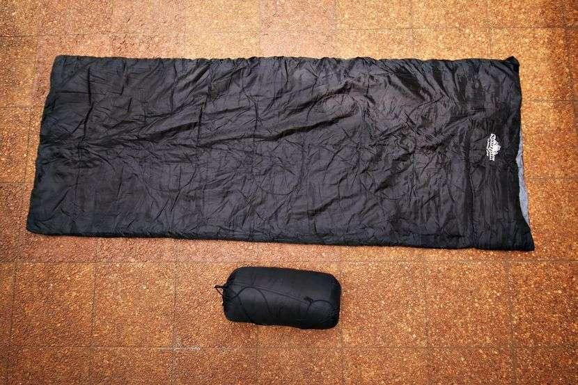 Bolsa para dormir camping - 0