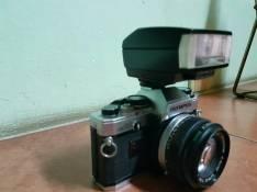 Cámara fotografica profesional
