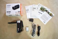 Filmadora Sony Handycam HDR-CX405