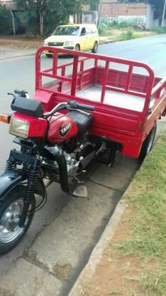Moto carro Taiga