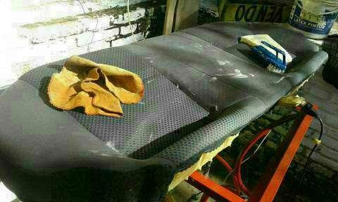 Limpieza de tapizados - 1