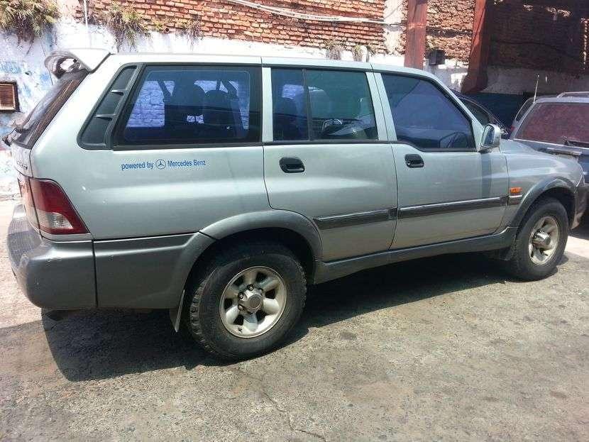 Daewoo Musso 2001 diésel automático - 1