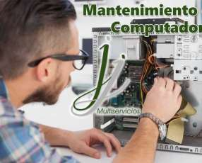 Reparación de PC o Notebooks