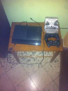 PlayStation 3 Super Slim de 160 gb