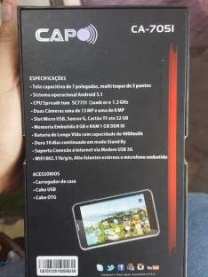 Tablet Capo