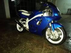 Moto GSX750 SRAD