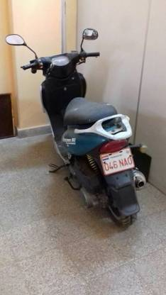 Motoneta kenton 150 cc