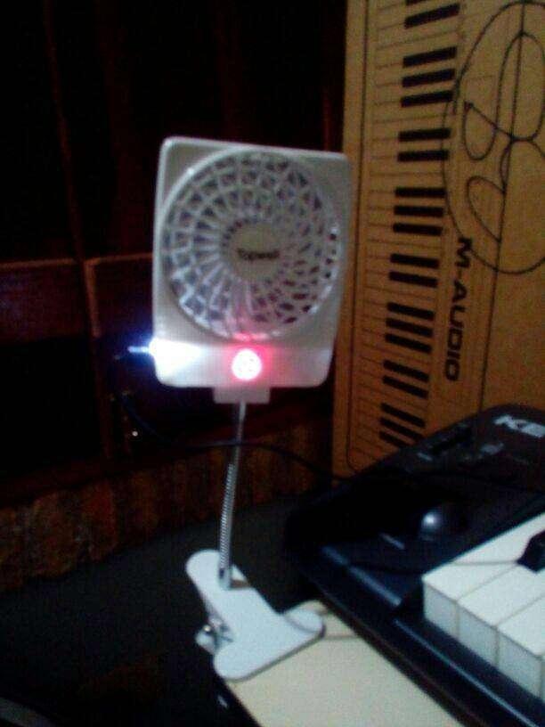 Mini ventilador