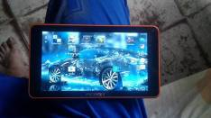Tablet pcbox de 7 pulgadas a wifi memoria interna de 4gb y tarjeta de 16 gb