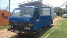 Camion toyota