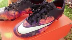 Botín Nike Mercurial CR7 calce 39/40