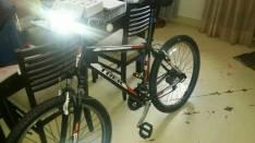 Bicicleta trek series 3500 usada