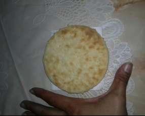 Prepizzas o masa casera con harina 000