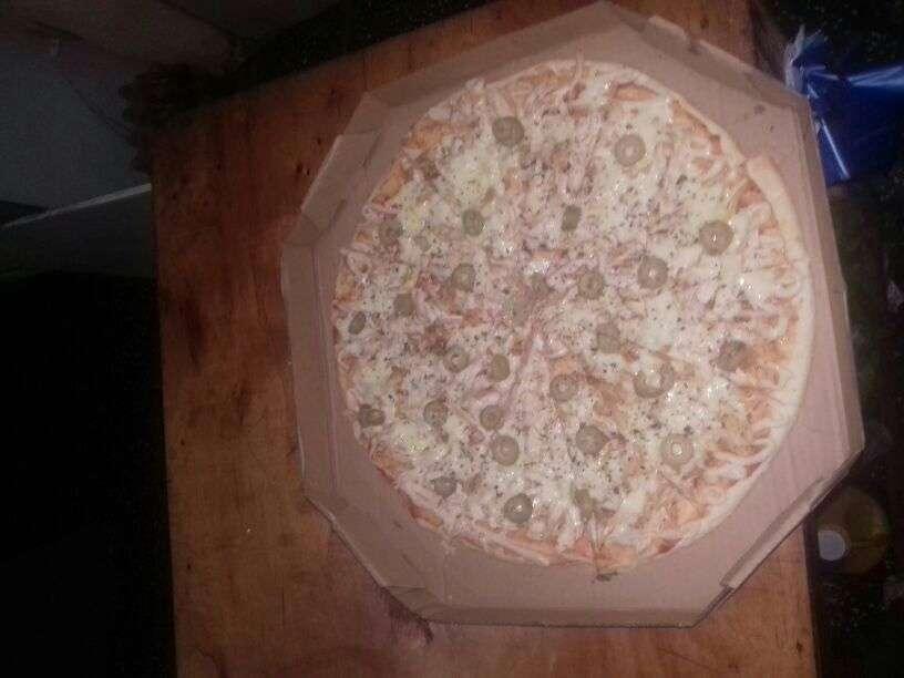 Pizzas caseras con masa preparada